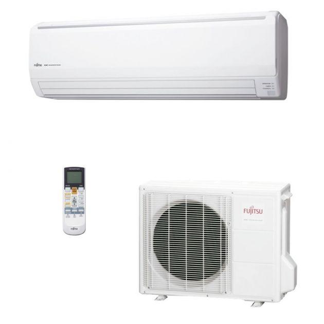 Ar Condicionado 220v Quente/Frio 24.000 Btu/h Split Hi-Wall Inverter Fujitsu