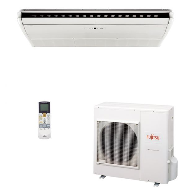 Ar Condicionado 220v Quente/Frio 32.000 Btu/h Teto Split Inverter Fujitsu ABBA36L