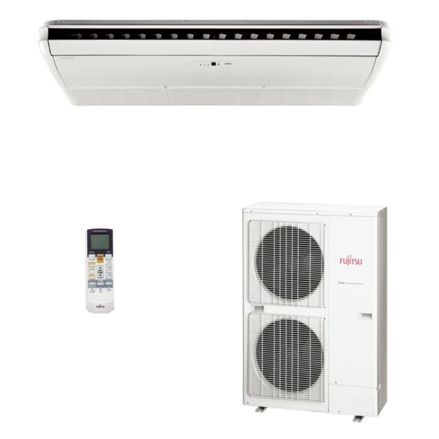 Ar Condicionado 220v Quente/Frio 42.000 Btu/h Teto Split Inverter Fujitsu ABBG45LRTA