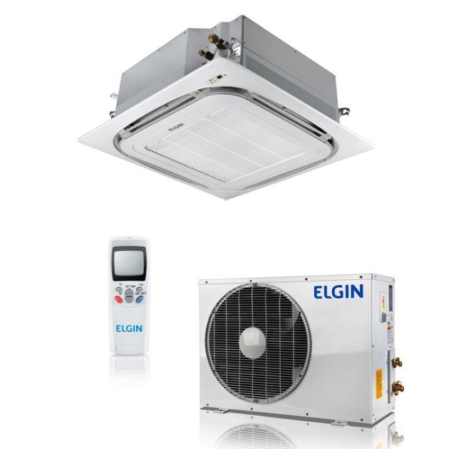 Ar Condicionado Cassete Atualle Eco Elgin 24.000 BTU/h Frio 220V
