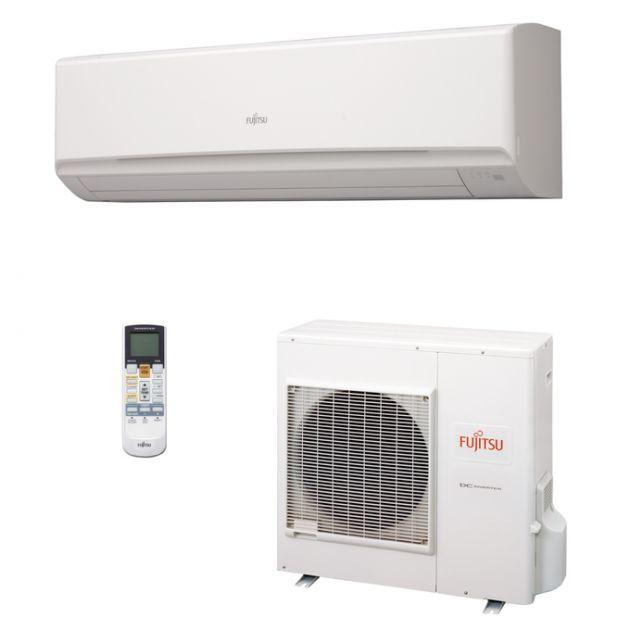 Ar Condicionado Fujitsu Split Hi-Wall Inverter 31.000 BTU/h - Frio 220V