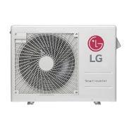 Ar Condicionado Multi-Split LG Inverter 24.000 BTU/h (1x 8.500 e 1x 11.900) Quente/Frio 220V