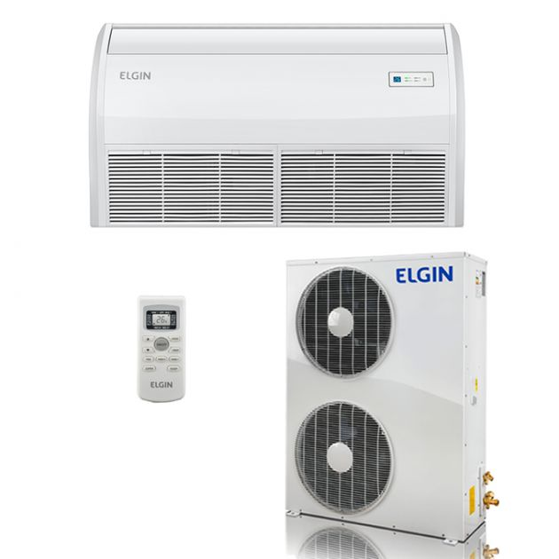 Ar Condicionado Piso Teto Eco Elgin 48.000 BTU/h Frio 220V