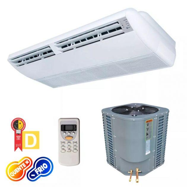 Ar Condicionado Piso Teto Tivah ECO 55.000 BTU/h Quente/Frio 220v