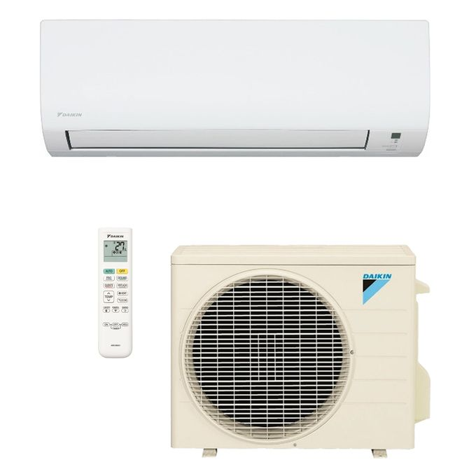 448e5f8b1 Ar Condicionado Split Hi-Wall Daikin 9.000 Btu h Inverter Quente Frio 220V