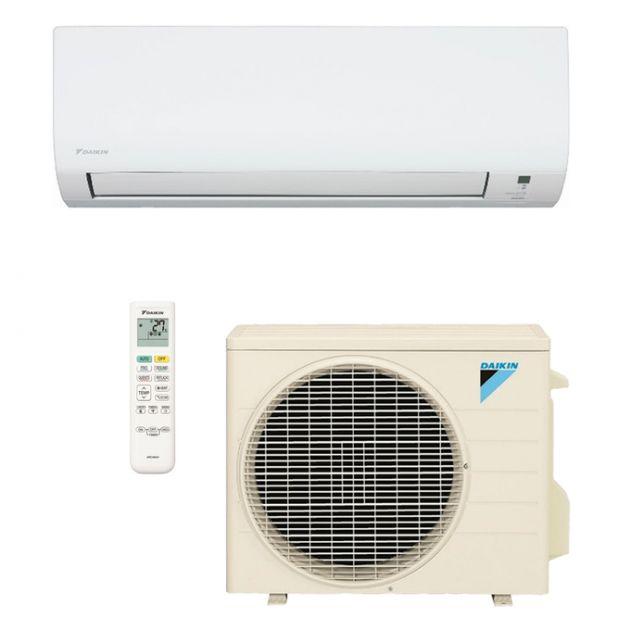 Ar Condicionado Split Hi-Wall Daikin 9.000 Btu/h Inverter Quente/Frio 220V