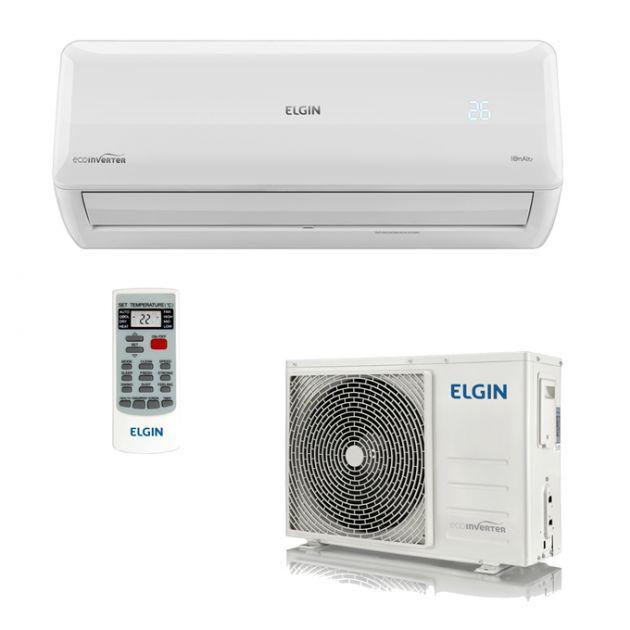 Ar Condicionado Split Hi-Wall Eco Inverter Elgin 18.000 BTU/h Quente/Frio 220V HVQI18B2IA
