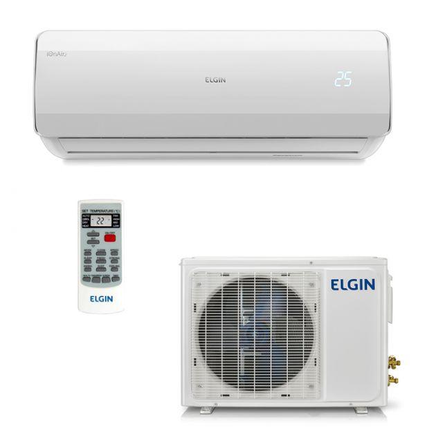 Ar Condicionado Split Hi-Wall Elgin Eco Power 12.000 BTU/h Quente/Frio 220V