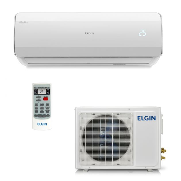 Ar Condicionado Split Hi-Wall Elgin Eco Power 9.000 BTU/h Frio 220V