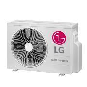 Ar Condicionado Split Hi-Wall LG DUAL Inverter Econômico 12.000 Btu/h Frio 220V - S4-Q12JA3WC