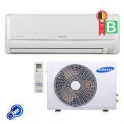 Ar Condicionado Split Hi Wall Samsung Max Plus 24.000 Btus/h Frio 220v AR24JCSUAWQ/AZ
