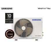 Ar Condicionado Split Hi-Wall Samsung WindFree Plus Inverter 9.000 BTU/h Quente/Frio 220v | AR09TSEA