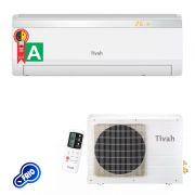Ar Condicionado Split Hi-Wall Tivah Eco 9.000 BTU/h Frio 220v