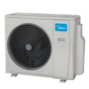 Ar Condicionado Springer Midea Multi-Split Inverter 27.000 BTU/h (2x 9.000 e 1x 12.000) Quente/Frio